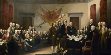 Declaration of independence, free image