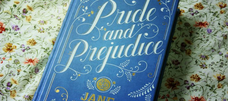 Pride and Prejudice book cover free image